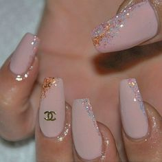Chanel chanelnails beauty nails pinterest chanel nails coco chanel nails so pretty prinsesfo Images
