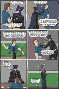 Dark Knight of Faith pt 2