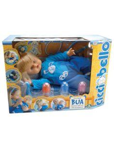 Cicciobello Bua ha bisogno delle amorevoli cure del tuo bambino per guarire! Venite a scoprirlo su Rospetto.com, in offerta a soli 72,34€. #bambolotto #cicciobello #cicciobellobua #bambinifelici #giocattoli #giochi #giocare #felicità #toys #idearegalo #compleanno