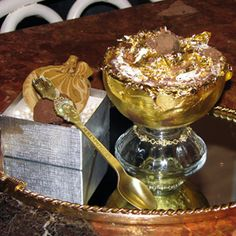 "Frozen ""Haute"" Chocolate at Serendipity 3, New York City- just 25 thousand dollars"