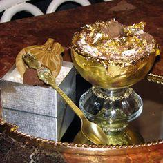 "Frozen ""Haute"" Chocolate at Serendipity 3, New York City- just 25 thousand dollars"