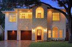 Beautiful, new construction home built by Carlton Construction, just steps from Memorial Park.
