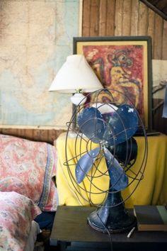 Top 5 | Ventiladores Vintage — Referans
