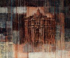"Картина ""На семи ветрах"", 100х120 см, холст, масло"
