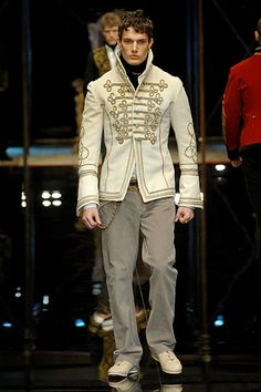 Dolce & Gabbana Fall 2006 Menswear - Collection - Gallery - Style.com