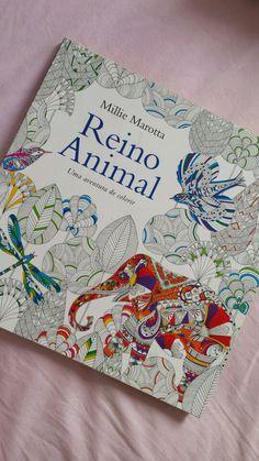 REINO ANIMAL  de Mille Marotta
