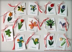Step By Step Guide On How To Make Paper Quilling Flowers – Quilling Techniques Paper Quilling Flowers, Paper Quilling Tutorial, Paper Quilling Patterns, Quilling Paper Craft, Quilling 3d, Paper Crafts, Paper Quilling For Beginners, Quilling Techniques, Flower Birthday Cards