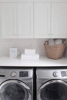 10 Awesome Ideas For Tiny Laundry Spaces Laundry Room Organization Pinterest Laundry Room