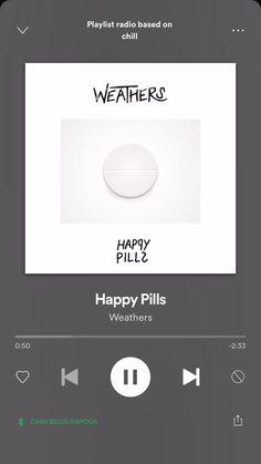 Happy pills - Weathers