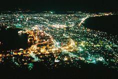 Nightview of Hakodate  #japan #hokkaido