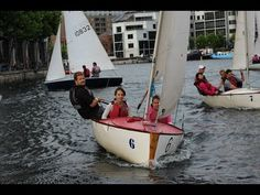 City Sailing History of the Millwall Dock, now home of the Docklands Sai... Millwall, Water Sports, Centre, Sailing, Boat, History, City, Candle, Dinghy