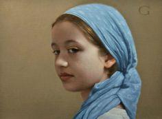 david gray - girl portrait