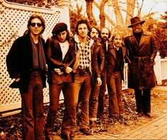 Bruce Springsteen and the E Street Band, 1978.