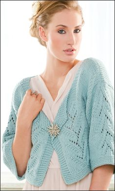 ff0edd8a Knit...Lace Cardigan Abrigos Para Dama, Labores De Punto, Blusas De