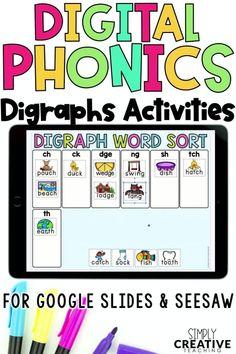 These digital digraphs (beginning