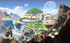 תוצאת תמונה עבור fantasy world
