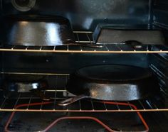 Learn how to reseason cast iron cookware like a pro with all our tips and tricks. We also have a Martha Stewart Video to show you how. Check it out now. Cast Iron Pan Care, Cast Iron Pot, Cast Iron Dutch Oven, Cast Iron Skillet, Cast Iron Cookware, Cast Iron Cooking, It Cast, Self Cleaning Ovens, Cleaning Hacks