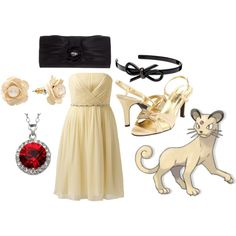 Persian, created by catloverd on Polyvore