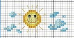 Discover recipes, home ideas, style inspiration and other ideas to try. Cross Stitch Bookmarks, Mini Cross Stitch, Cross Stitch Needles, Cross Stitch Charts, Cross Stitch Designs, Cross Stitch Patterns, Cross Stitching, Cross Stitch Embroidery, Baby Motiv