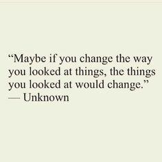 Inspiration and change