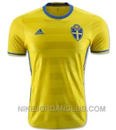 http://www.nikejordanclub.com/2016-sweden-home-yellow-soccer-jersey-shirt-daily-deal-processing-free-shipping.html 2016 SWEDEN HOME YELLOW SOCCER JERSEY SHIRT (DAILY DEAL PROCESSING) FREE SHIPPING Only $67.00 , Free Shipping!