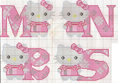 Hello kitty abc