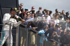Lewis Hamilton, Mercedes, Silverstone, 2015