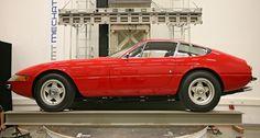 Wie ein Ferrari Daytona als Geist erscheint | Classic Driver Magazine