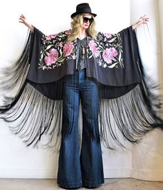 "A friend's husband used to refer to my style of dress as ""Stevie Nicks fashion"" AKA I think this is AWESOME"