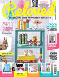 Issue 50 is out! | Reloved