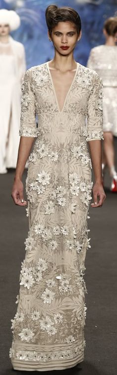 Latest Collection RTW FALL 2015 by Naeem Khan