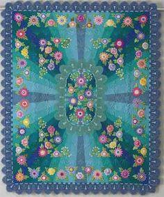 Opulence Quilt  by Susan Stewart