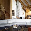 Un duplex d'architecte en Suisse Pierre Yovanovitch