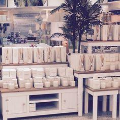 Beautiful display at our Warriewood stockist @swishhomewares #swish #palmbeachcollection