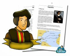 BIOGRAFÍAS | Cristóbal Colón, descubridor del nuevo mundo. ~ La Eduteca
