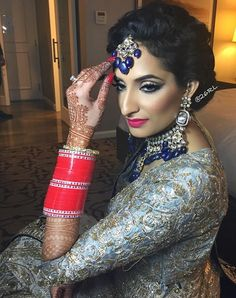Punjabi Bridal Wear Brides Jewellery Ideas For 2019 Wedding Chura, Bridal Chura, Desi Wedding, Wedding Bride, Punjabi Bride, Pakistani Bridal, Punjabi Wedding, Indian Marriage, Bridal Jewelry Vintage