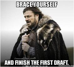 Brace Yourself - Writers Write Creative Blog