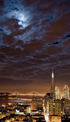 San Francisco, California (by canbalci on Flickr)