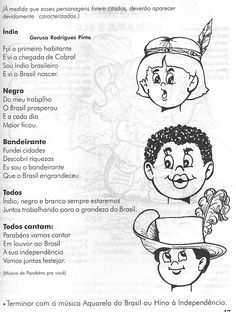 ESPAÇO EDUCAR: Descobrimento do Brasil