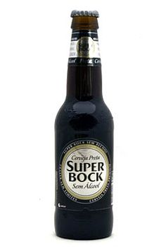 Super Bock Stout (0.5%) - 24 x 330ml bottles