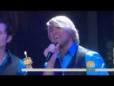 The Texas Tenors Perform Live on The TODAY Show