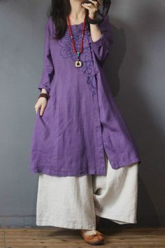 Simple Dresses for women Simple Dress Casual, Simple Dresses, Nice Dresses, Boho Fashion Over 40, Modest Fashion, Fashion Outfits, Casual Outfits, Kurta Designs, Frankie Clothing