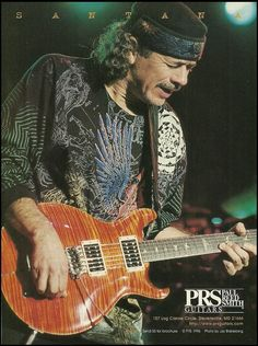 Carlos Santana. His band Santana pioneered the fusion or rock and Latin American music.