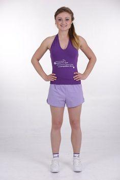 Neckholder Top & SOFFE Shorts