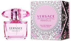 Versace Bright Crystal Absolu By Gianni Versace Eau De Parfum Spray 3 Oz Perfume Parfum, Perfume Hermes, Fragrance Parfum, Parfum Spray, Perfume For Women Top 10, Best Womens Perfume, Best Perfume, Perfumes Versace, Perfumes Top