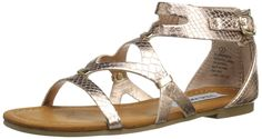 Steve Madden Jcommly Sandal (Little Kid/Big Kid) ** Check this awesome image  - Girls sandals