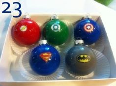 24 Christmas Ornaments Ideas » Random Tuesdays