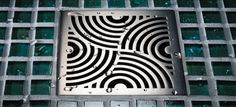 Deco Swirl StyleDrain - Not your ordinary shower drain!