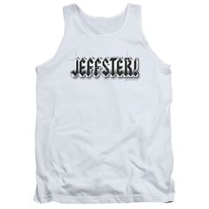 Chuck/Jeffster Adult Tank in