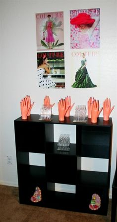 Clever nail art displays style nails nails magazine and display prinsesfo Images